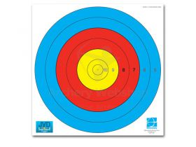 JVD Target Face Fita 80 cm Centre 6-Ring