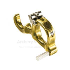 Scott Release Halo 3-Finger Brass