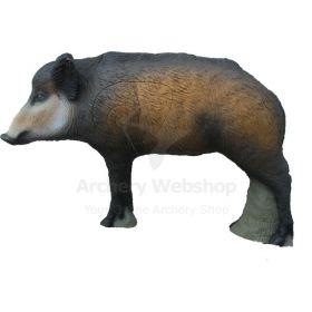 SRT Target 3D Red Boar